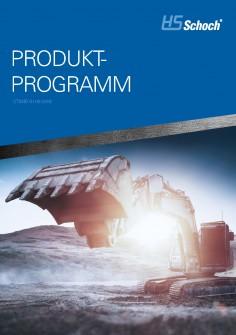 Seiten aus Produktprogramm Baumaschinen_Schoch