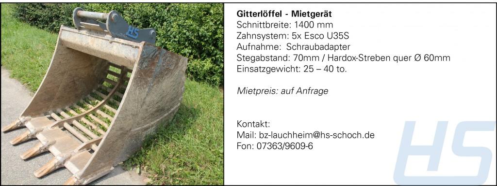 Gitterlöffel - Mietgerät_1400