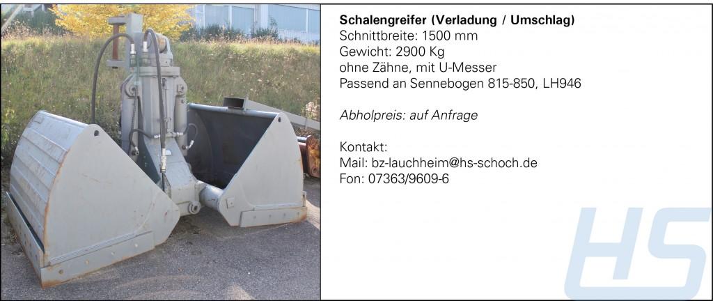 Schalengreifer Verladung_Umschlag
